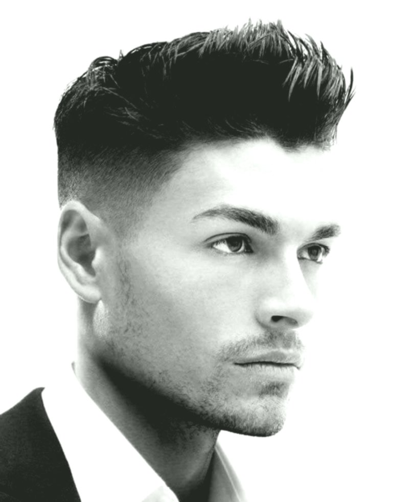 contemporary short men's hairstyles plan-Fascinating Short men's hairstyles decoration