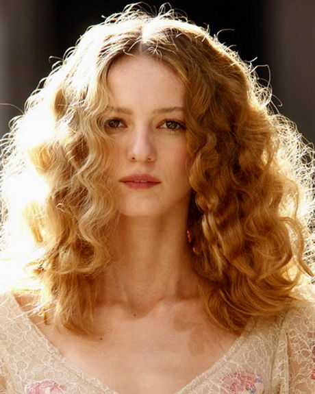 excellent natural curls hairstyles for imitation photo bild-Modern Naturlocken Hairstyles For reproduction models