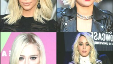 Photo of The Trend: Platinum Blonde Bob Hairstyles 2020