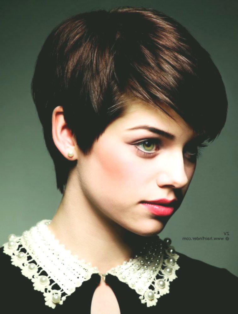 finest short brown hair concept-Terrific Short Brown Hair Design
