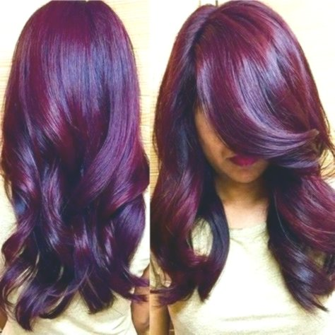 beautiful hair color eggplant picture-top hair color eggplant concepts
