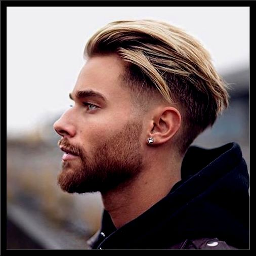 Latest Men's Hairstyles Light Hair Build Layout Top Men Hairstyles Light Hair Image