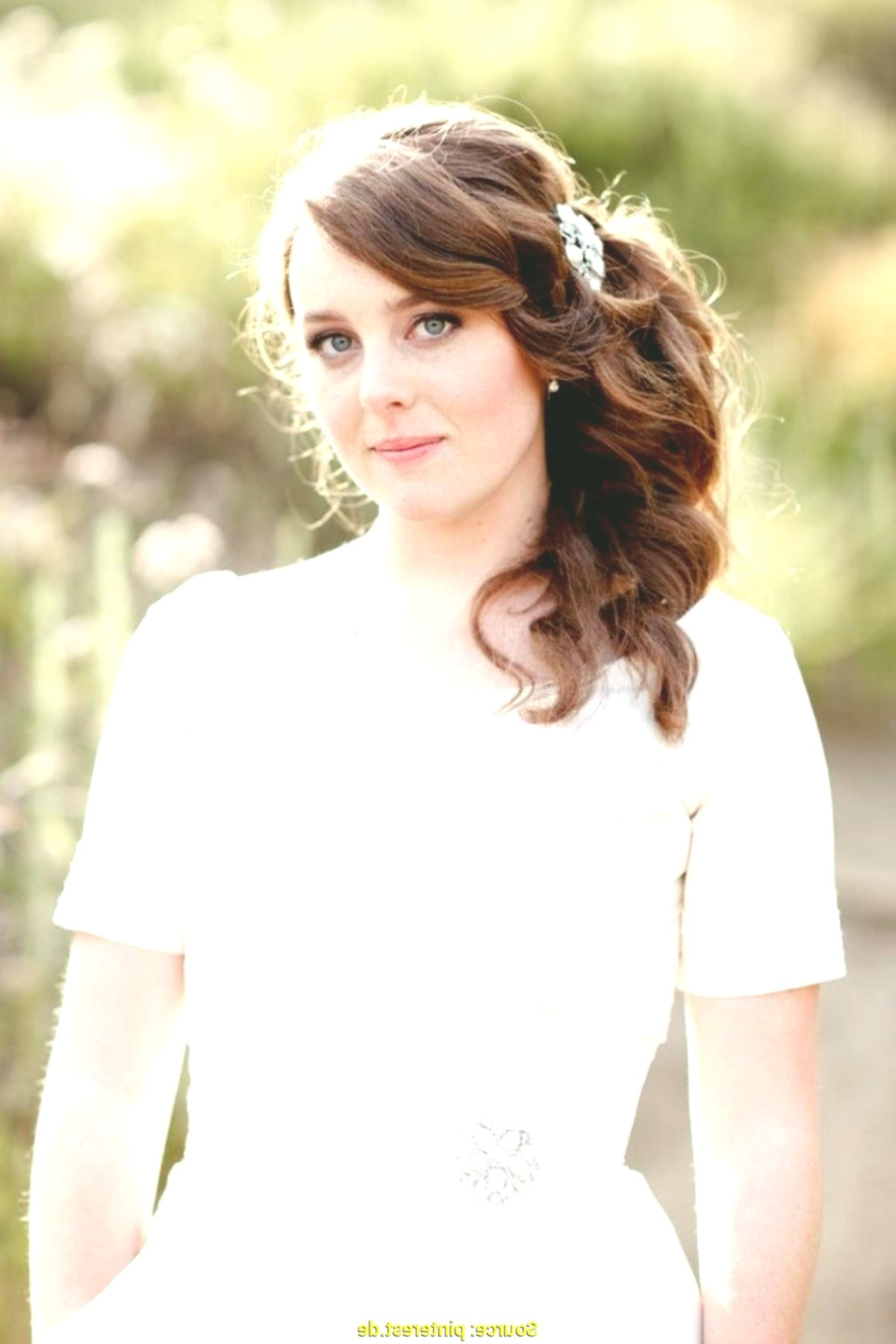 terribly cool hairstyles half length curls image-Best Of Hairstyles Half Length Curls Collection