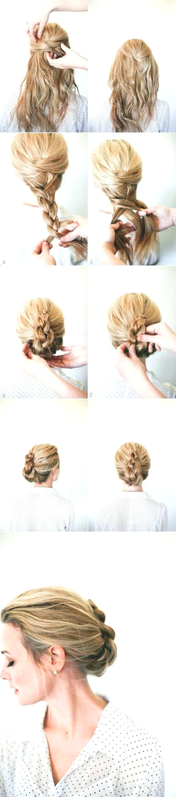 lovely braided updos ideas-Fantastic braided updo models