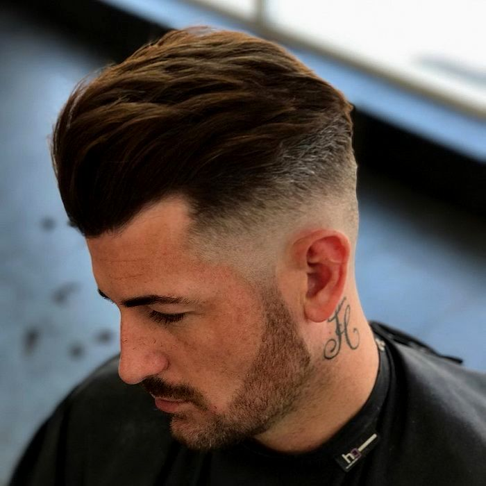 fresh men short hair cut decoration-luxury men short haircut gallery