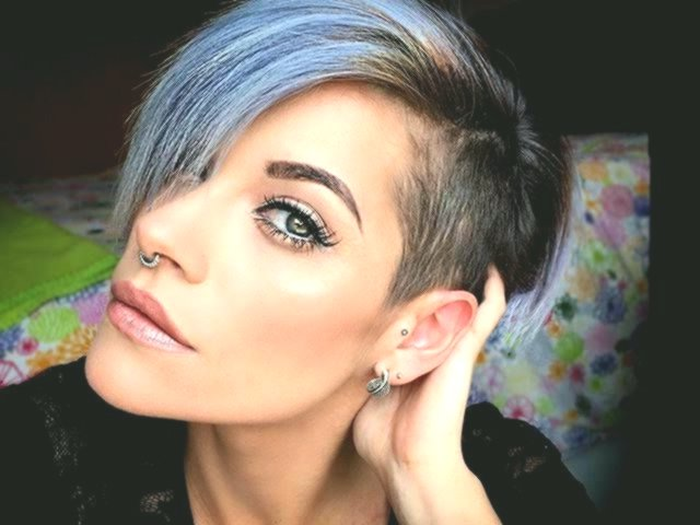 Contemporary Short Hairstyles Curl Women's Pattern-Cute Short Hairstyles Curl Women's Layout