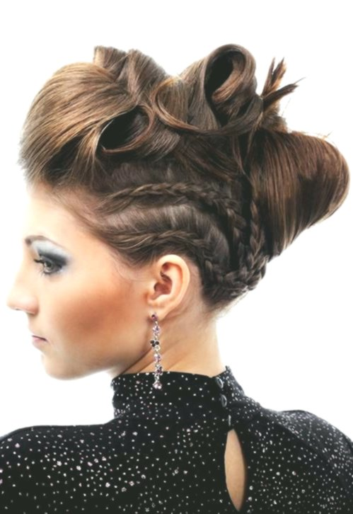 finest updos for short hair pattern-charming updos for short hair ideas