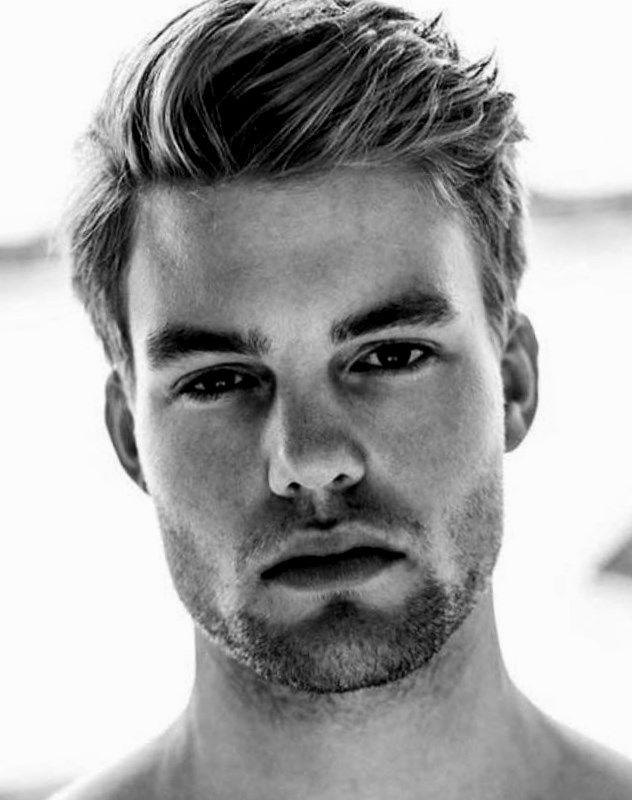 amazingly awesome current men's hairstyles portrait-handsome current men's hairstyles collection