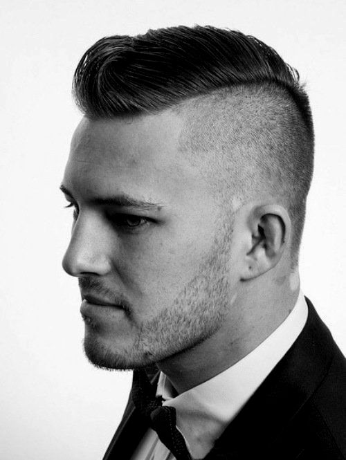 contemporary men's short haircut plan-luxury men's short haircut gallery