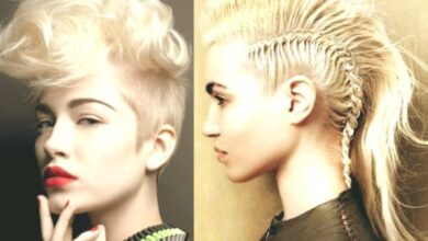 Photo of Mohawk hairstyles for women