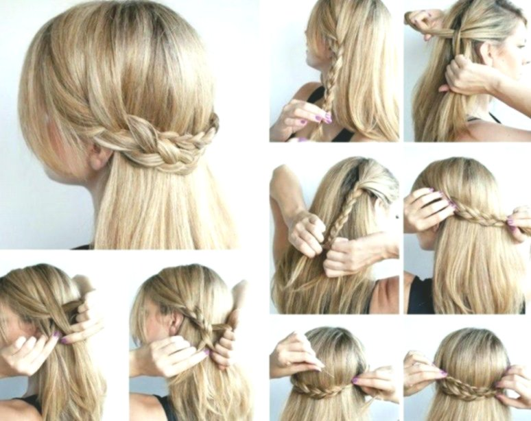 latest open hair hairstyles design - Fascinating open hair hairstyles decor