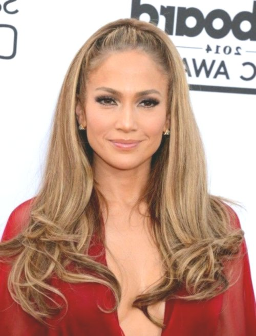 fascinating brown hair with strands plan-Lovely brown hair with strands image