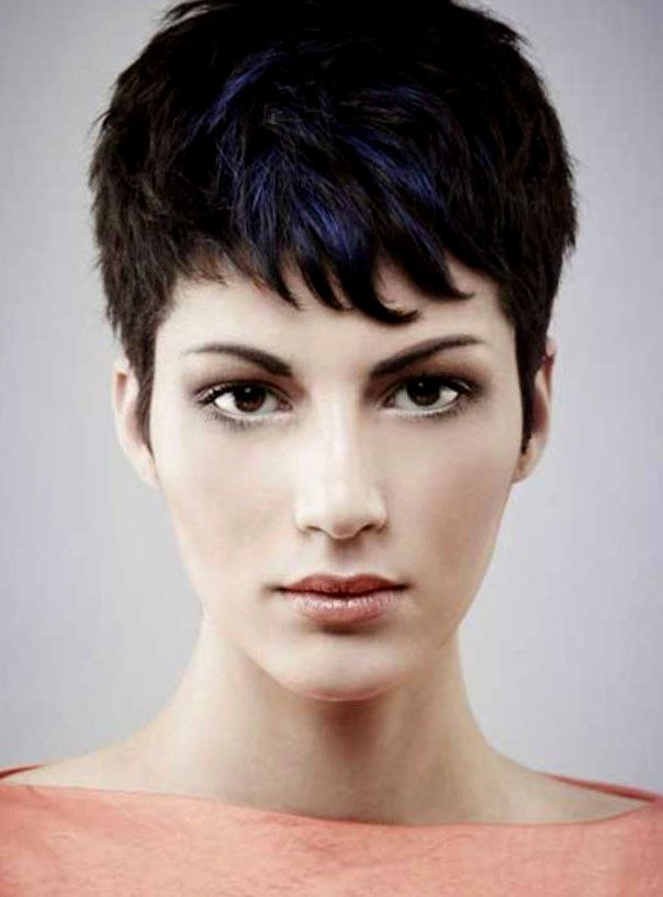 pretty short hairstyles fringy design-charming short hairstyles fringed models