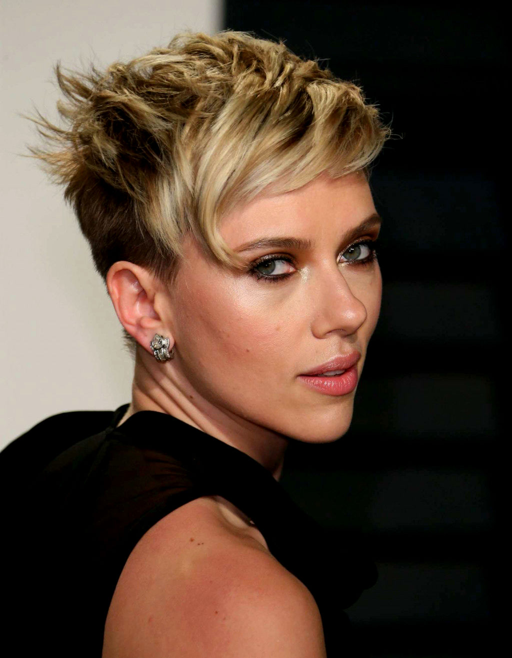 beautiful cool short hairstyles foto-Top cool short hairstyles photography