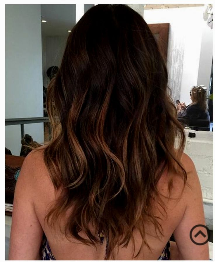 Stylish dark brown hair color decoration-Wonderful dark brown hair color pattern