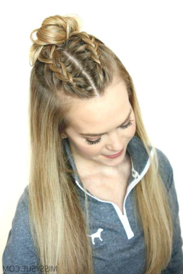 Latest firmungs hairstyles pattern - Breathtaking Confirmation Hairstyles Wall