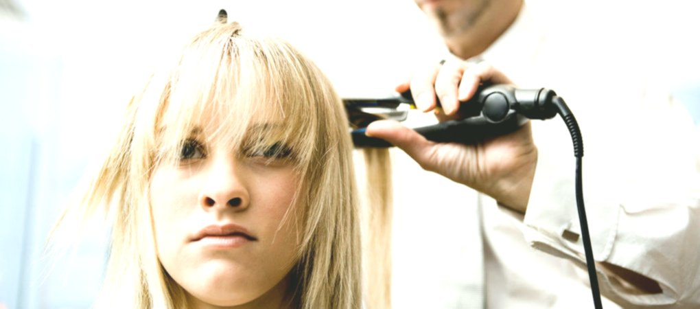 Luxury hair straightening inspiration-Cute Hair Correct Smoothing Model