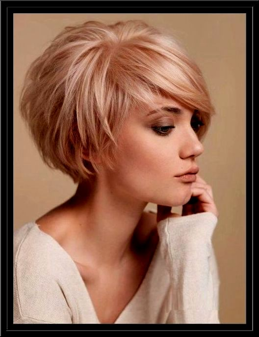 terribly cool short hairstyles women blond portrait cute short hairstyles women blond portrait