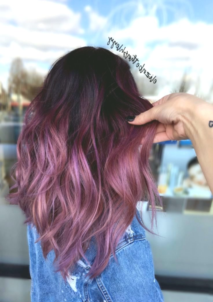 awesome cool maroon hair color pattern-Amazing maroon hair color inspiration