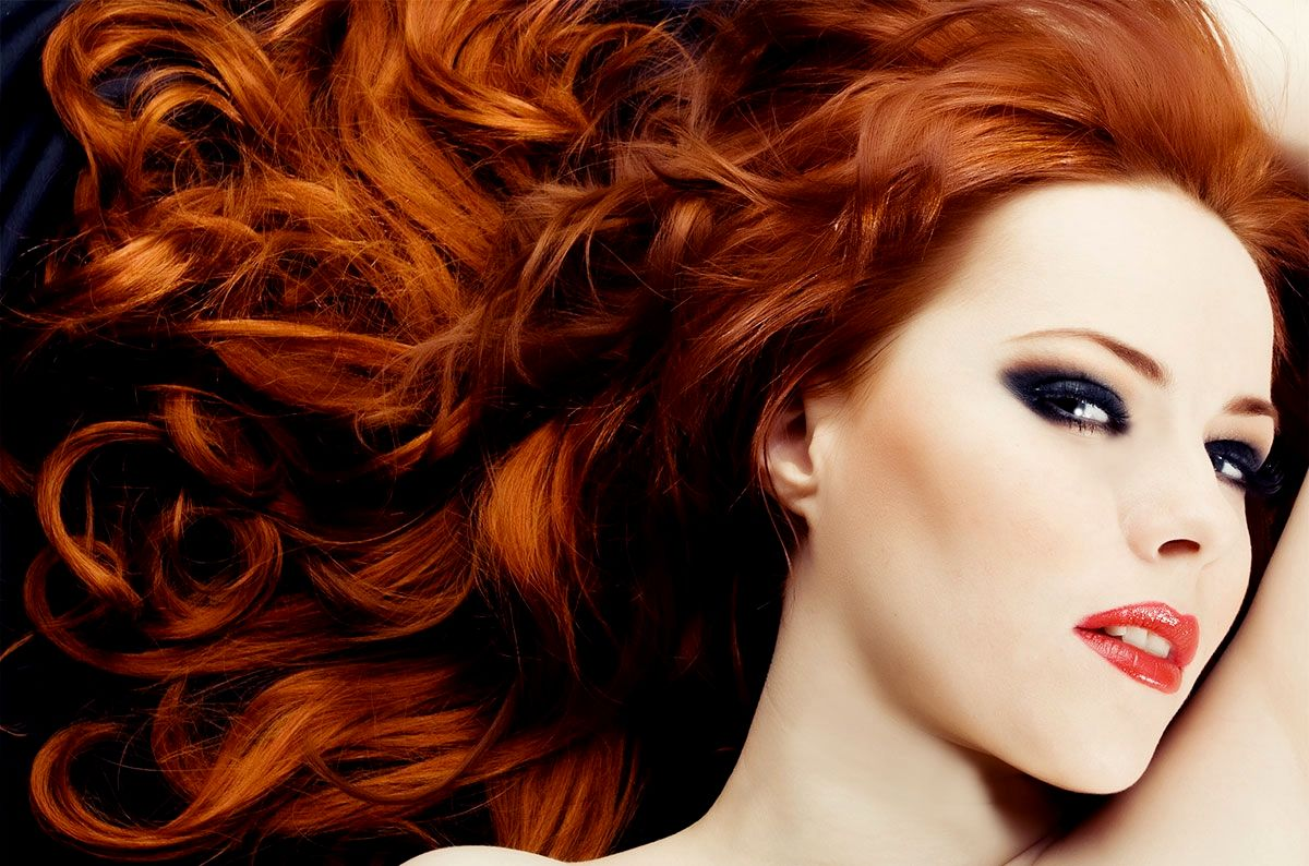 fascinating hair copper photo-Breathtaking hair copper design