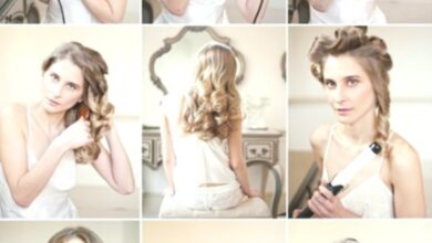 Photo of Hairstyles to do it yourself: Romantic long wavy hairstyle