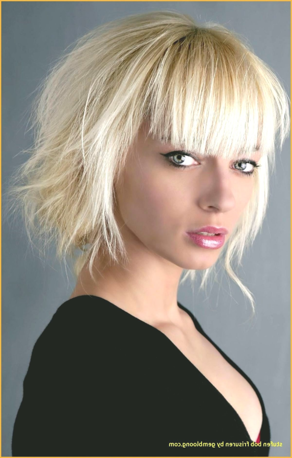 fancy hairstyles for slender faces design-Wonderful Hairstyles For Narrow Faces Decoration