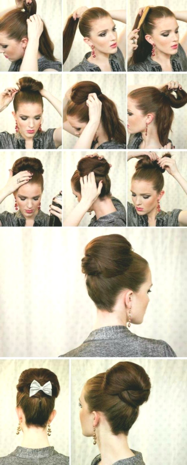 elegant updo sideways model modern updo side photo