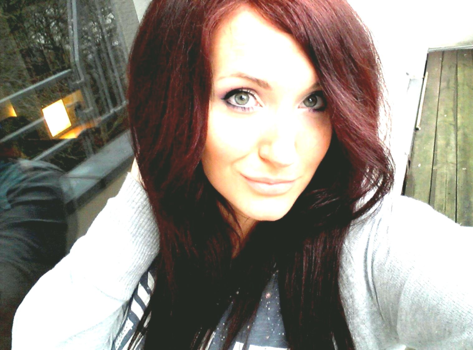 New red hair color for dark hair design - Fascinating Red Hair Color For Dark Hair Collection