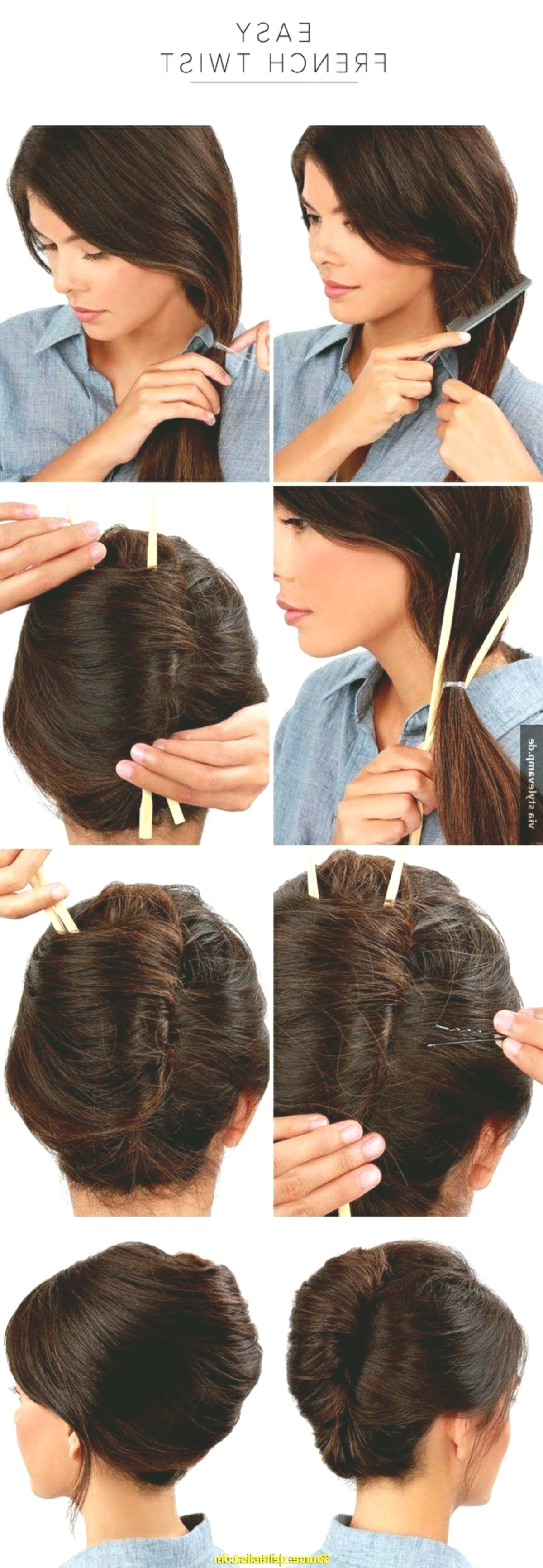 Fancy Simple Hairstyling Guide Concept - Excellent Simple Hairstyles Guide Models