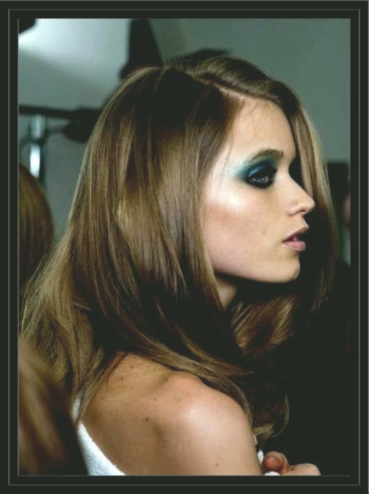 amazing awesome hair dyeing brown background-fresh hair dyeing brown portrait