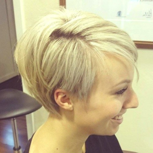 lovely short hairstyles with sidecut decoration - fresh short hairstyles with sidecut concepts