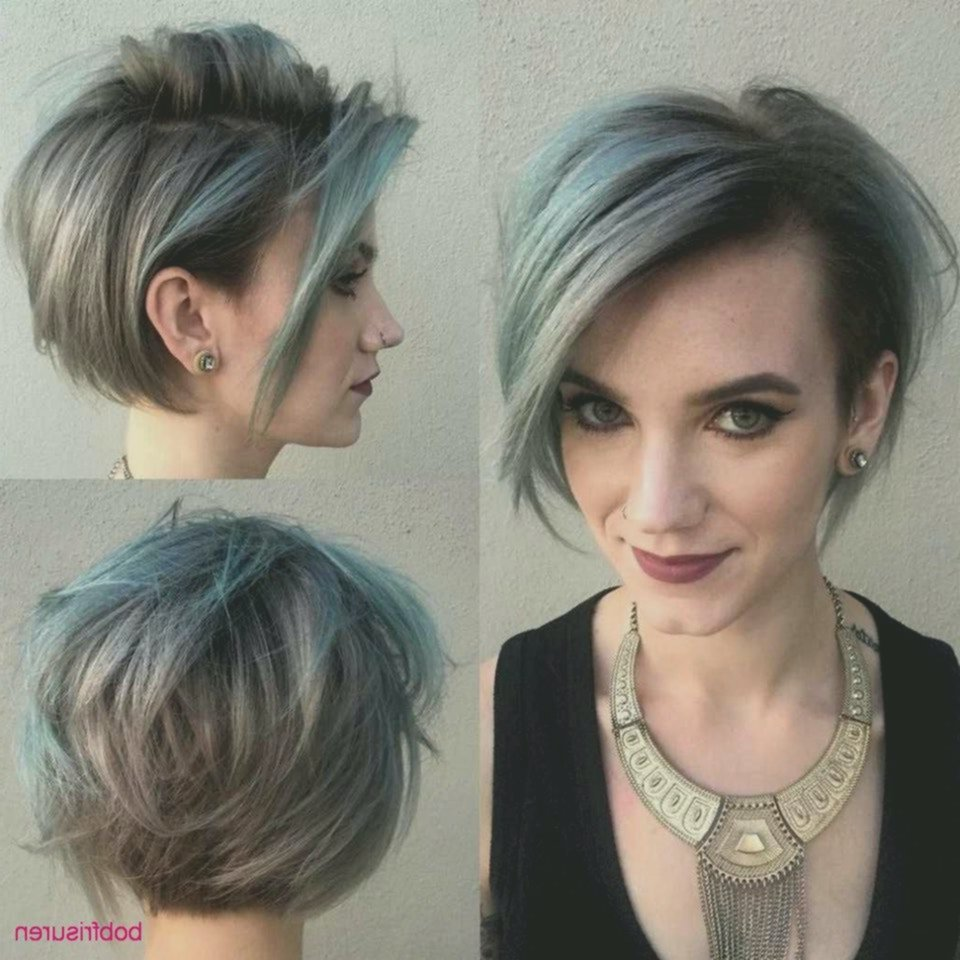 top short hairstyles 2018 with glasses bild-Unique Short hairstyles 2018 With glasses decor