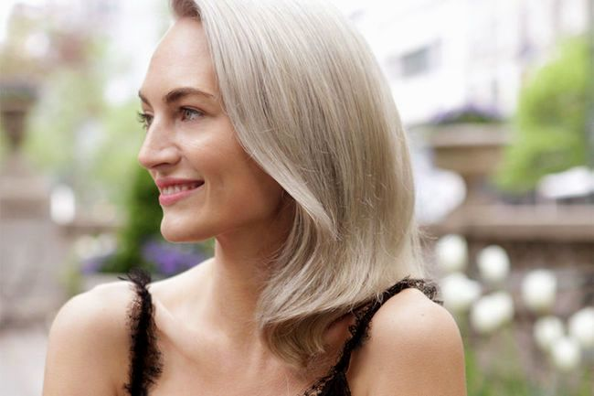 latest why will hair gray décor-Modern Why Be Hair Gray Collection