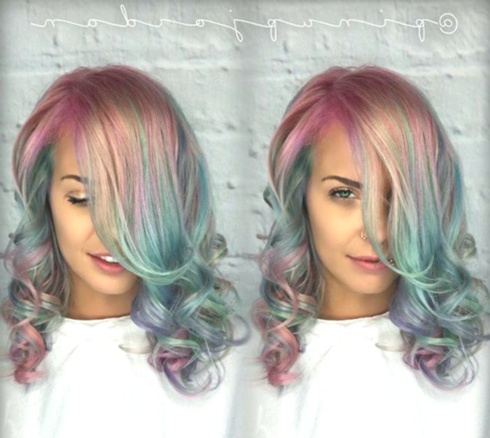 Beautiful Pastel Pink Hair Ombre Architectural-Stylish Pastel Pink Hair Ombre Photo