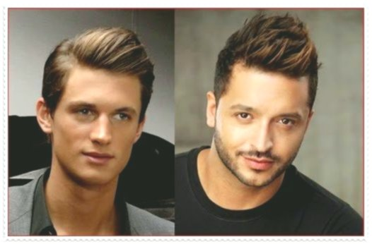 fresh men's hair round face design-Incredible men's hairstyles Round face layout