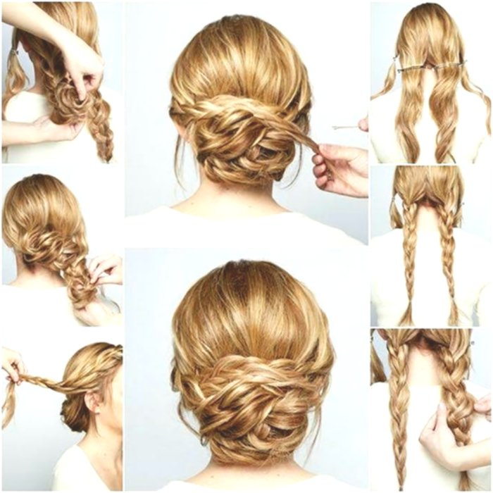 new simple hairstyling instructions background-Excellent Simple hairstyles guide models