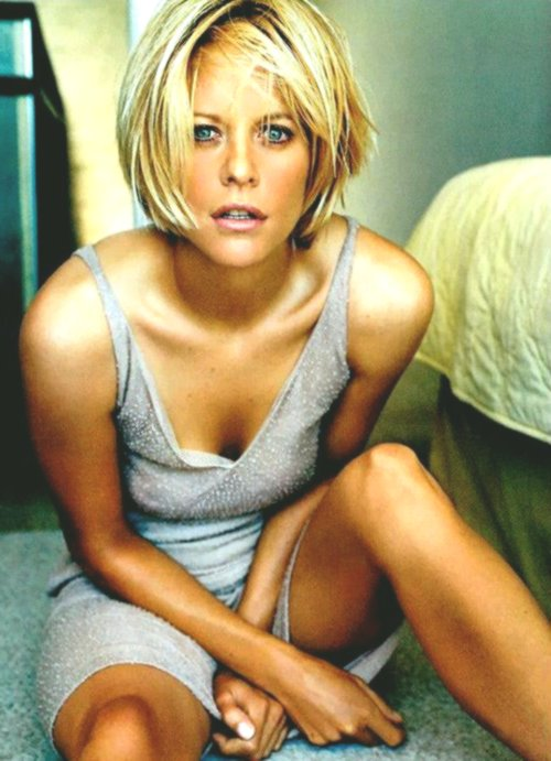 meg ryan hairstyle portrait-modern Meg Ryan hairstyle architecture