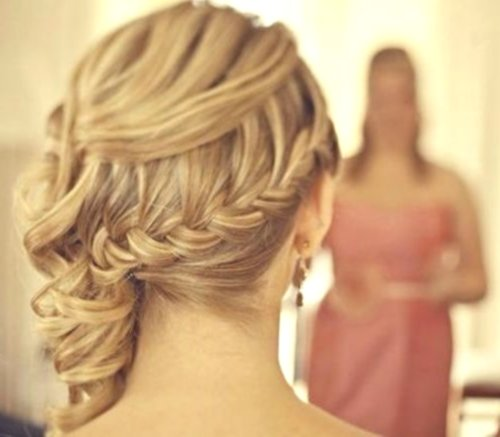 latest bridal hairstyle sideways inspiration-Beautiful bridal hairstyle reviews