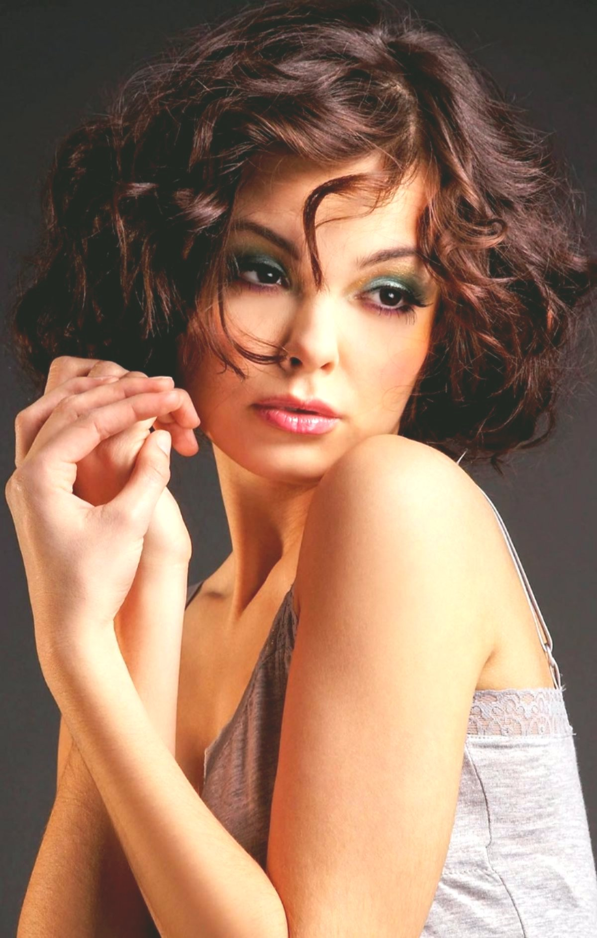 best of beautiful hairstyles with curls collection - Charming Beautiful Hairstyles with curls models