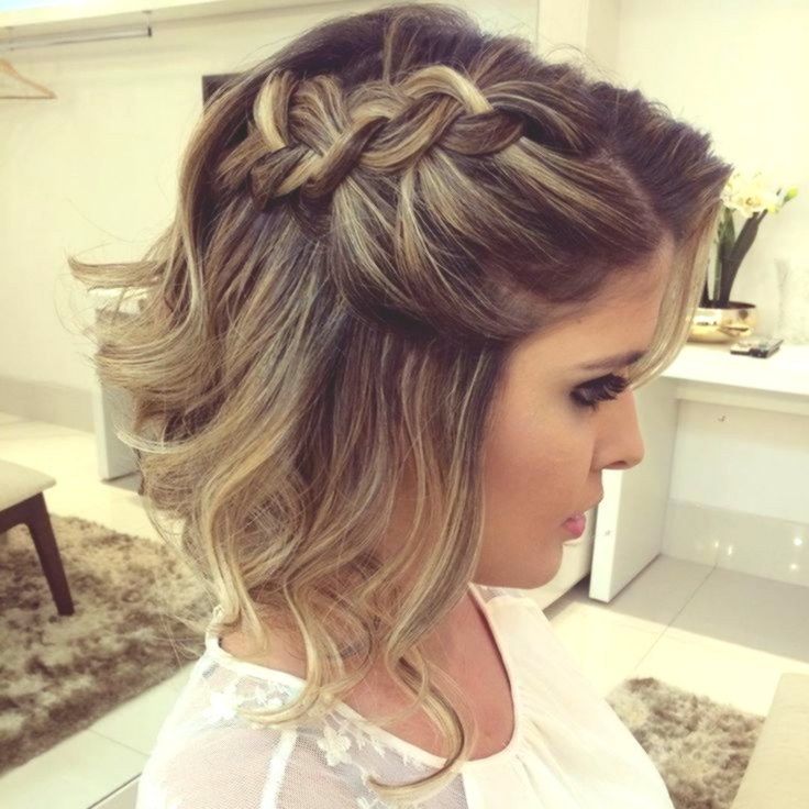 Newest simple hairstyles for shoulder-length hair decoration-Cute Simple Hairstyles For Shoulder-length Hair Design