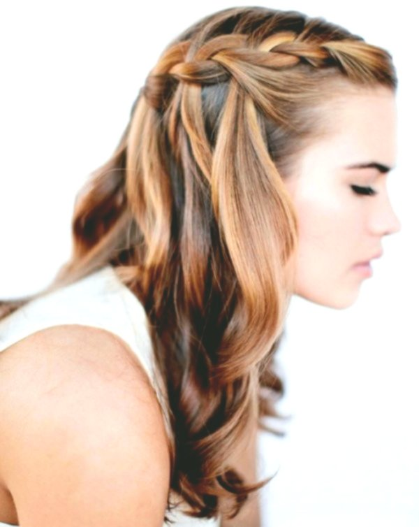 excellent festive hairstyles long hair photo-Elegant Festive Hairstyles Long Hair Image