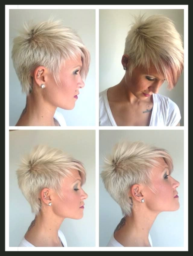 fresh extreme short hairstyles image-Excellent Extreme Short Hairstyles portrait