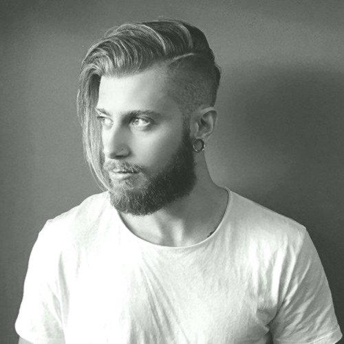 amazing awesome men hairstyles long hair ideas - Unique Men Hairstyles Long Hair Model