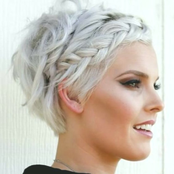 finest very short hair collection-top Very Short Hair Inspiration