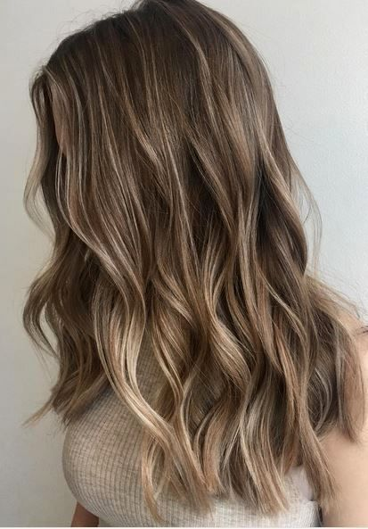 best of blonde strapping on brown hair online Cool Blonde Highlights On Brown Hair Ideas