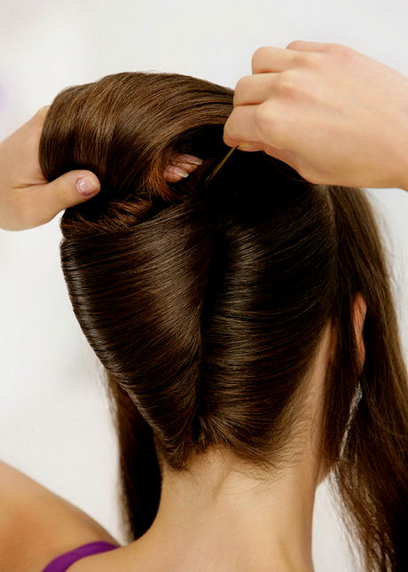 top fast easy hairstyles gallery-Nice Fast Easy Hairstyles Layout