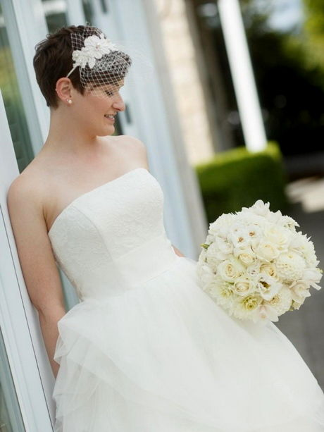 new wedding hairstyles short-haired inspiration-Beautiful wedding hairstyles short-haired inspiration