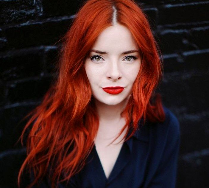 beautiful red-haired hair color ideas-Excellent red-blonde hair color decoration