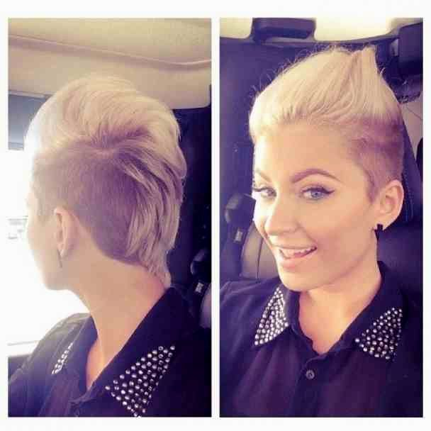 Stylish Short Hairstyles Sidecut Collection-Unique Short Hairstyles Sidecut Decor