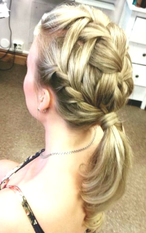 contemporary updos braided collection-charming updos braided layout